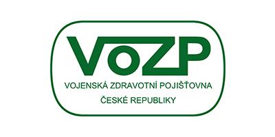 VOZP logo