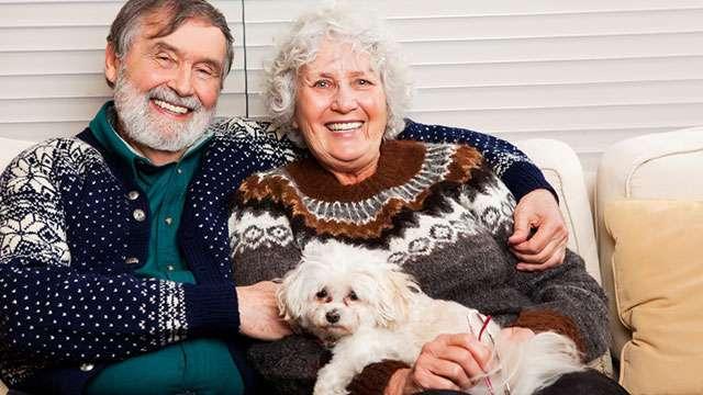 Proč jsou senioři, kteří mají zvířata, šťastnější 1