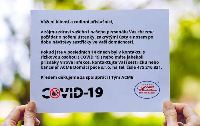 opatreni Covid 19