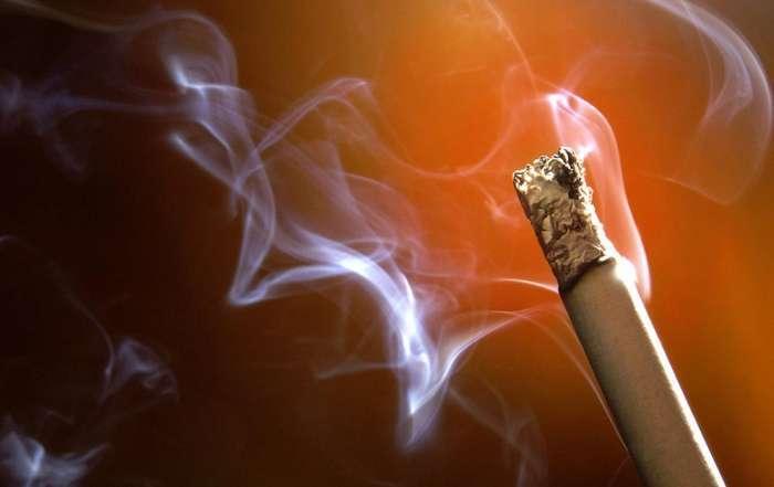 kouření